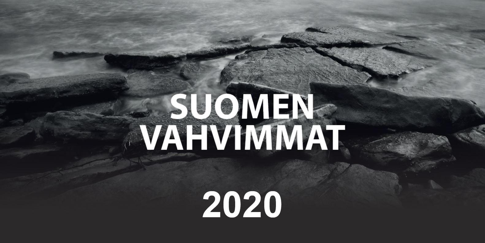 Mertanen Analytics Oy kuuluu Suomen Vahvimpiin